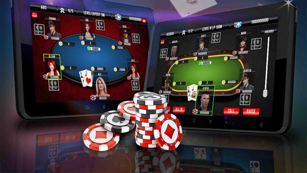 Internet Poker Room